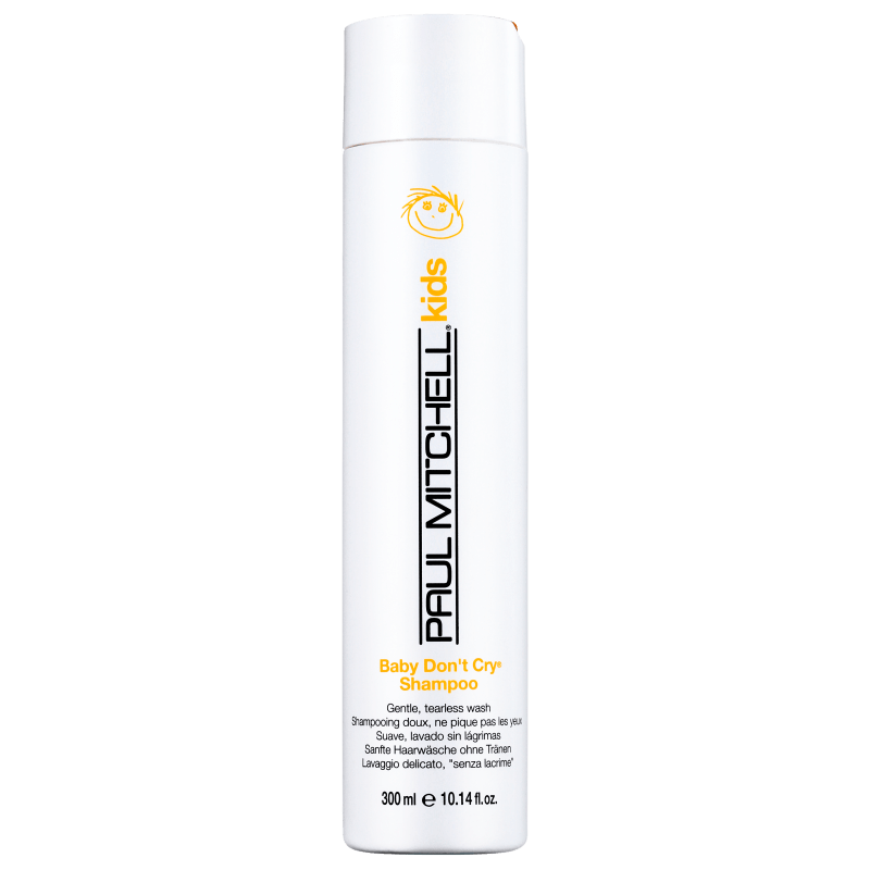 Paul Mitchell Original Baby Don't Cry - Shampoo sem Sulfato 300ml