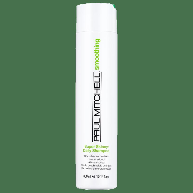 Paul Mitchell Smoothing Super Skinny Daily - Shampoo sem Sulfato 300ml
