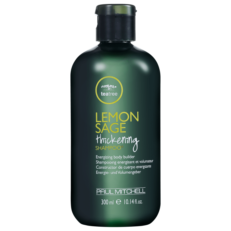 Paul Mitchell Tea Tree Lemon Sage Thickening - Shampoo sem Sulfato 300ml