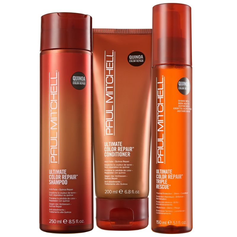 Paul Mitchell Ultimate Color Repair Trio Kit (3 Produtos)