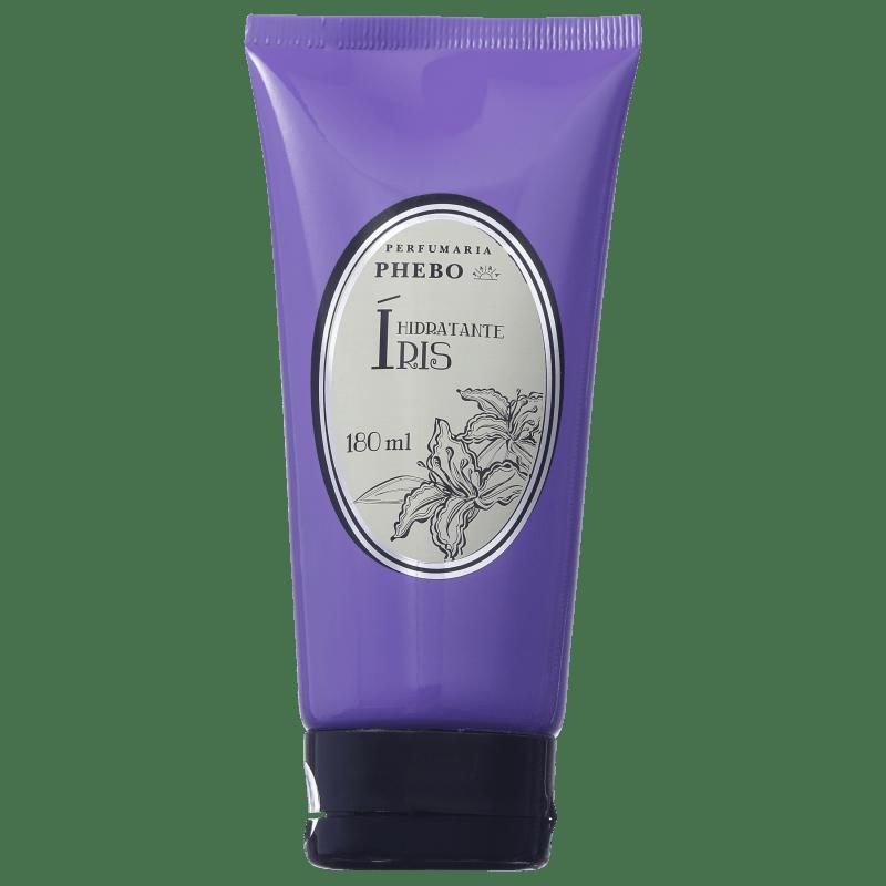 Perfumaria Phebo Hidratante Íris - Loção Hidratante Corporal 180ml