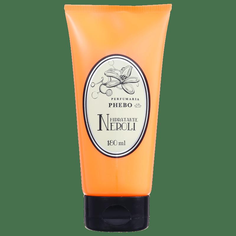Perfumaria Phebo Hidratante Neroli - Loção Hidratante Corporal 180ml