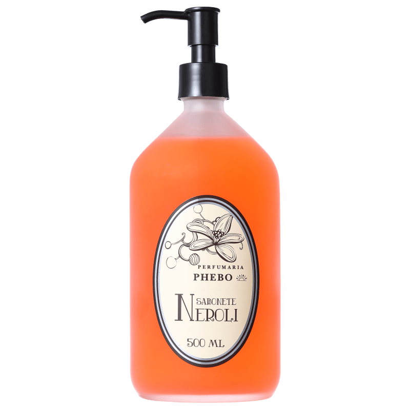 Perfumaria Phebo Neroli - Sabonete Líquido 500ml