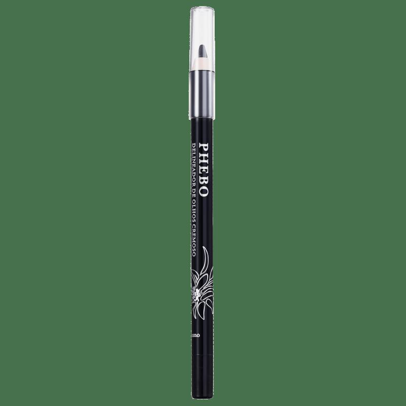 Phebo Cremoso Ébano - Lápis de Olho