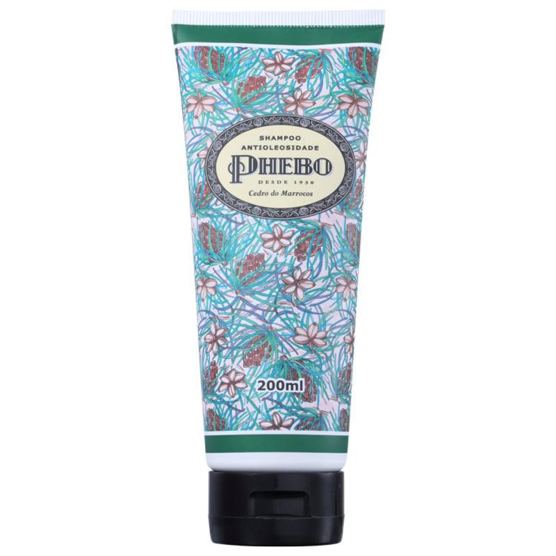 Phebo Mediterrâneo Cedro do Marrocos - Shampoo 200ml