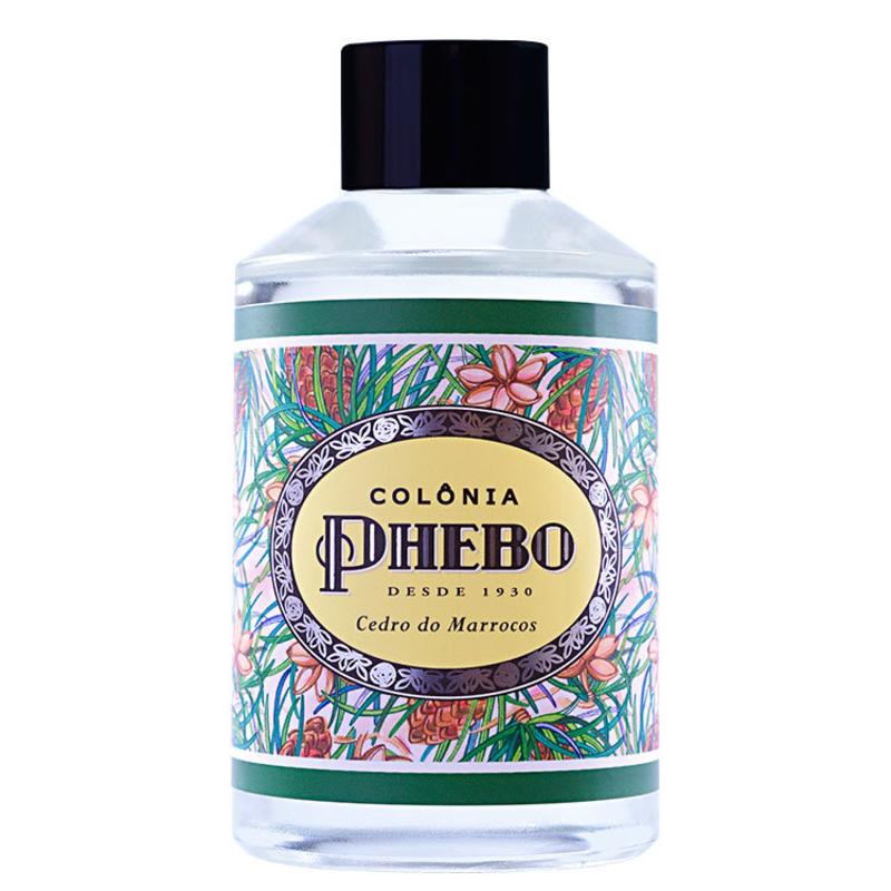 Cedro do Marrocos Phebo Eau de Cologne - Perfume Unissex