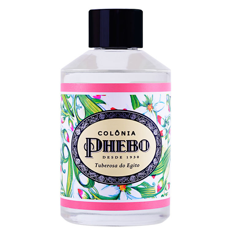 Tuberosa do Egito Phebo Eau de Cologne - Perfume Unissex 200ml