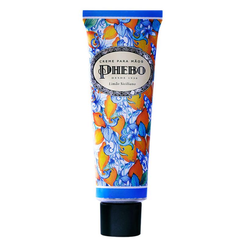 Phebo Mediterrâneo Limão Siciliano - Creme para Mãos 50ml
