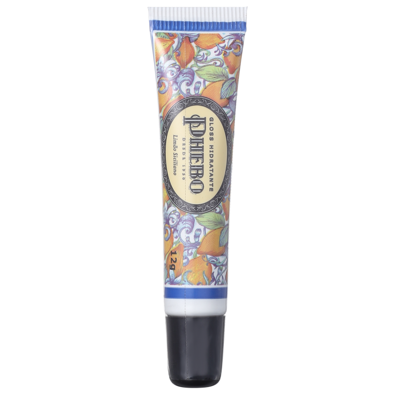 Phebo Mediterrâneo Limão Siciliano - Gloss Hidratante 12g