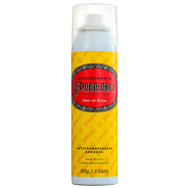 Phebo Odor de Rosas - Desodorante Spray 150ml