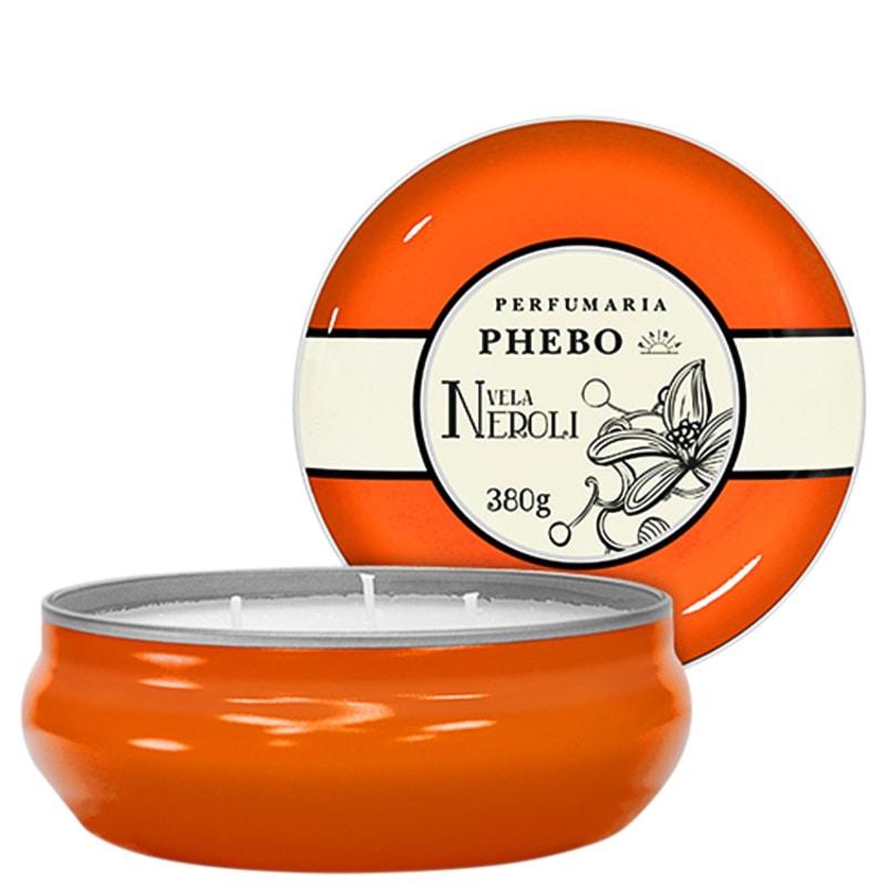 Águas de Phebo Neroli - Vela Perfumada 380g