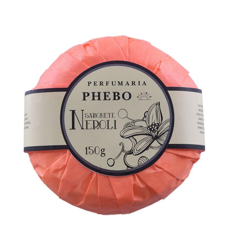 Perfumaria Phebo Neroli - Sabonete em Barra 150g