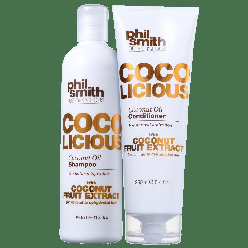 Phil Smith Coco-Licious Coconut Oil Duo Kit (2 Produtos)