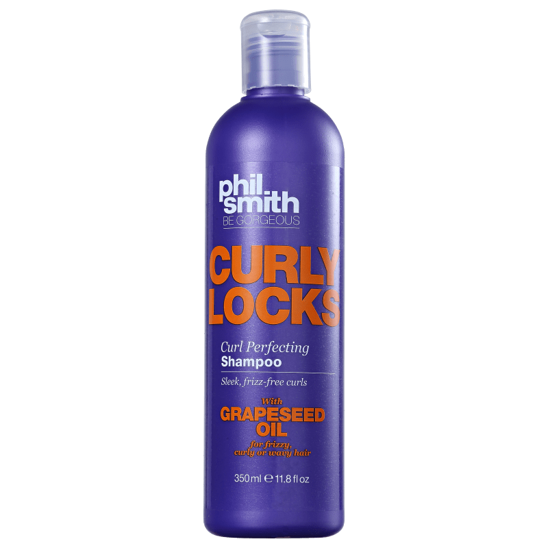 Phil Smith Curly Locks Curl Perfecting - Shampoo 350ml