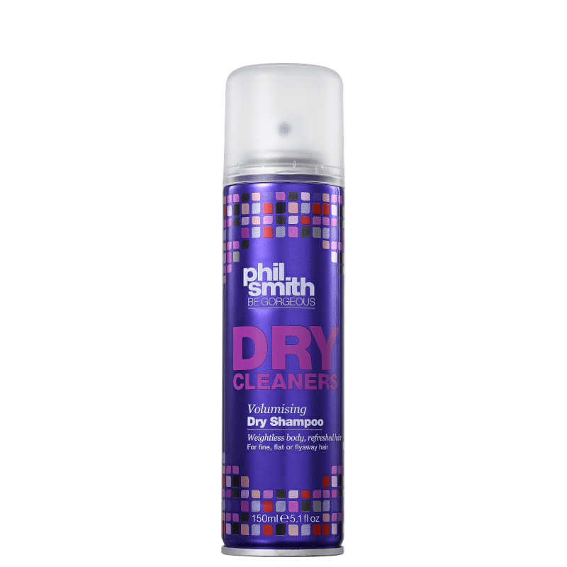 Phil Smith Dry Cleaners Volumising Dry Shampoo - Shampoo a Seco 150ml