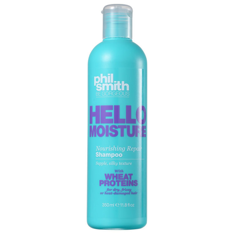 Phil Smith Moisture Rich - Shampoo 350ml