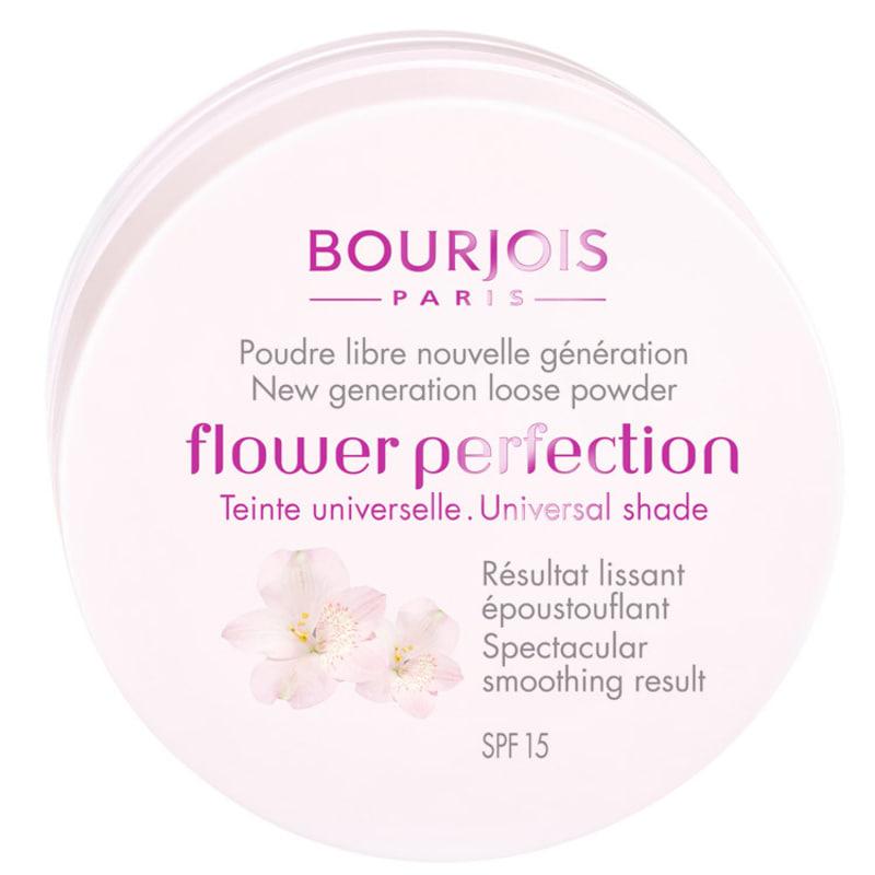 Bourjois Flower Perfection Poudre - Pó Solto Matte 5g