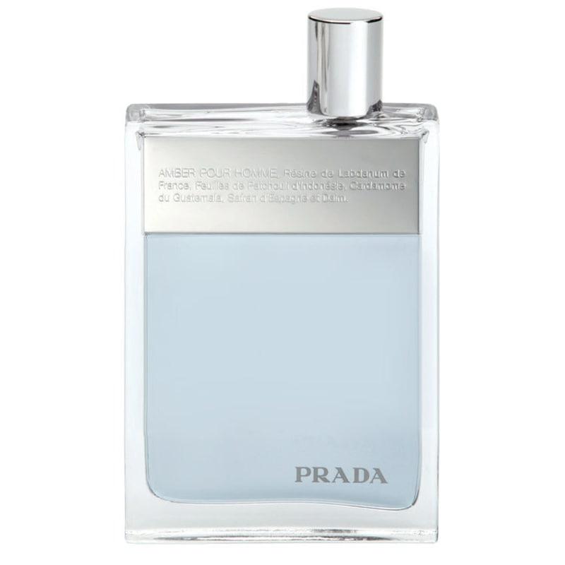Prada Amber Pour Homme Eau de Toilette - Perfume Masculino 100ml