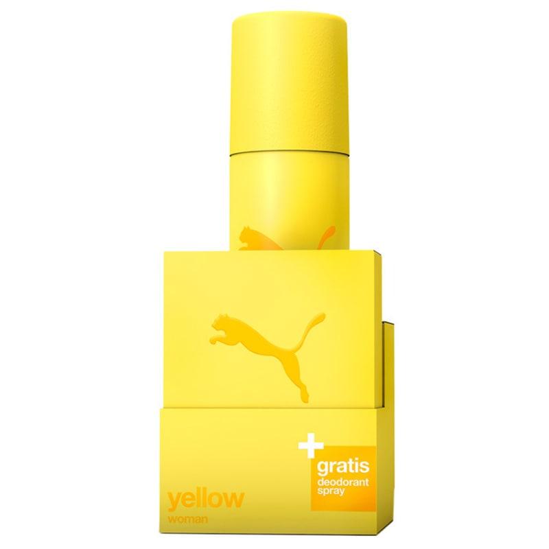 Conjunto Yellow Puma Feminino - Eau de Toilette 40ml + Desodorante 150ml