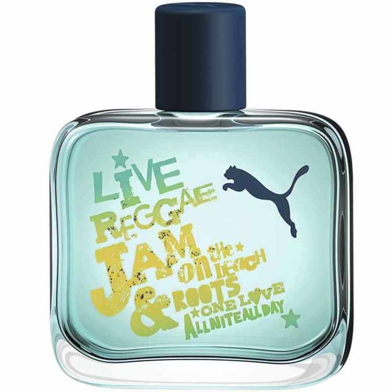 Jam Man Puma Eau de Toilette - Perfume Masculino 40ml