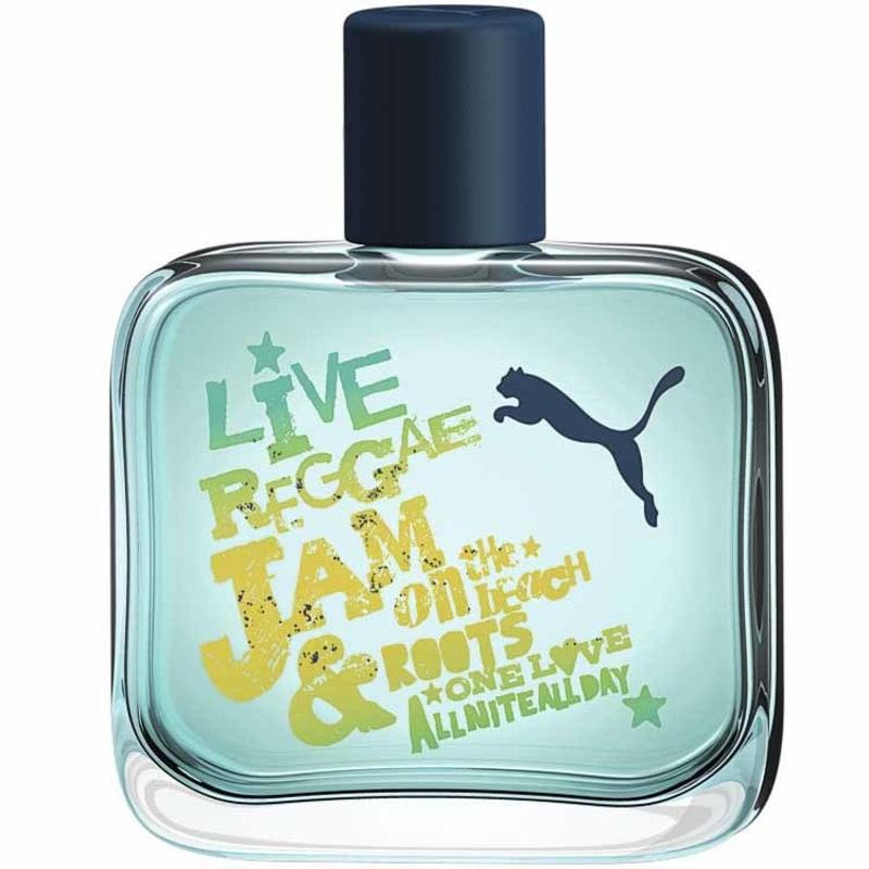 Jam Man Puma Eau de Toilette - Perfume Masculino 60ml