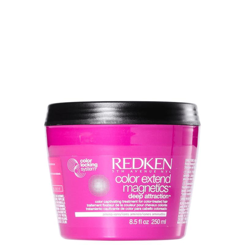 Redken Color Extend Magnetics Deep Attraction - Máscara de Tratamento 250ml
