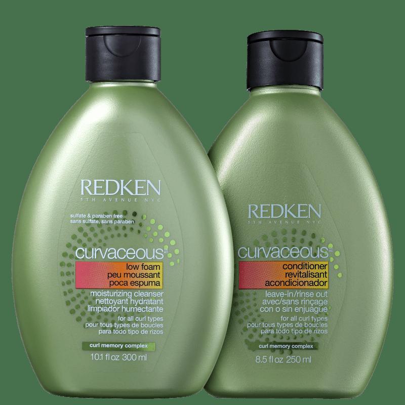Redken Curvaceous Duo Kit (2 Produtos)