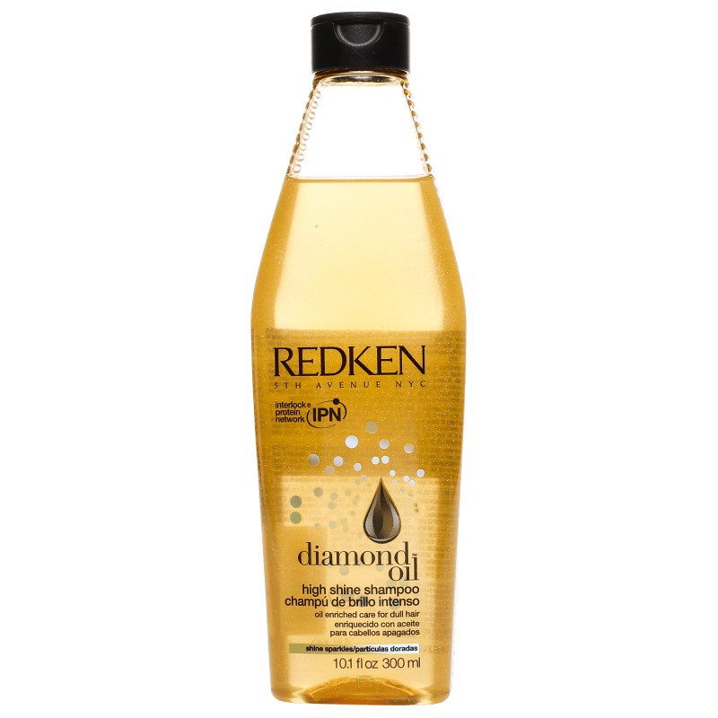 Redken Diamond Oil High Shine - Shampoo 300ml