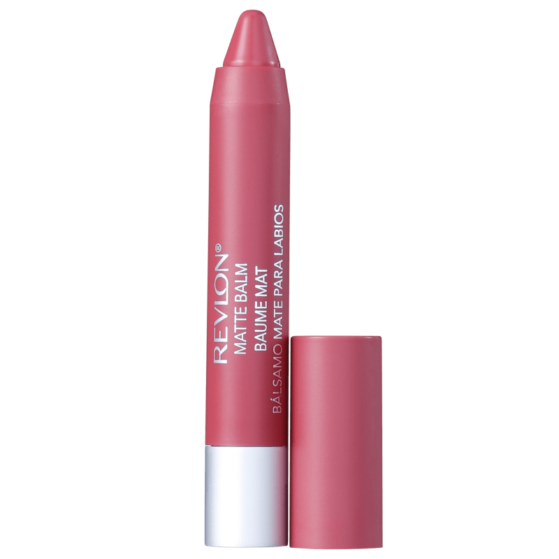 Revlon ColorBurst Matte Balm Sultry - Batom 2,7g