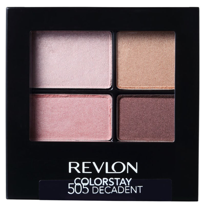 Revlon ColorStay 16 Hours Decadent - Paleta de Sombras 4,8g