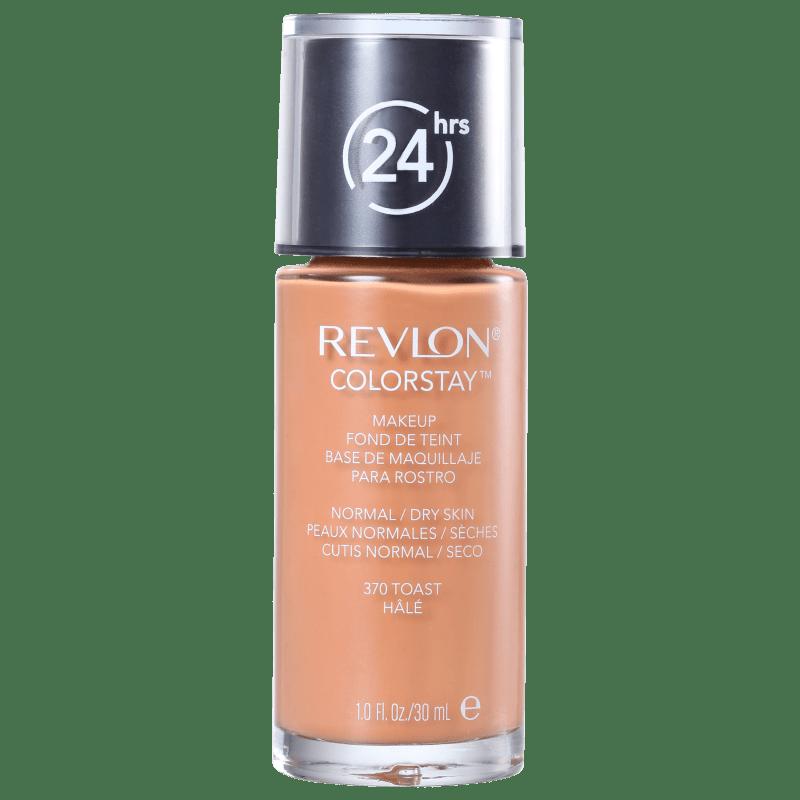 Revlon ColorStay Pele Normal e Seca Toast - Base Líquida 30ml