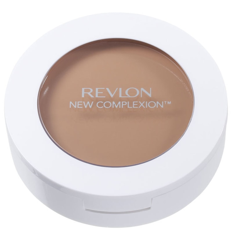 Revlon New Complexion One-Step Compact Makeup Natural Beige - Base 2 em 1 9,9g