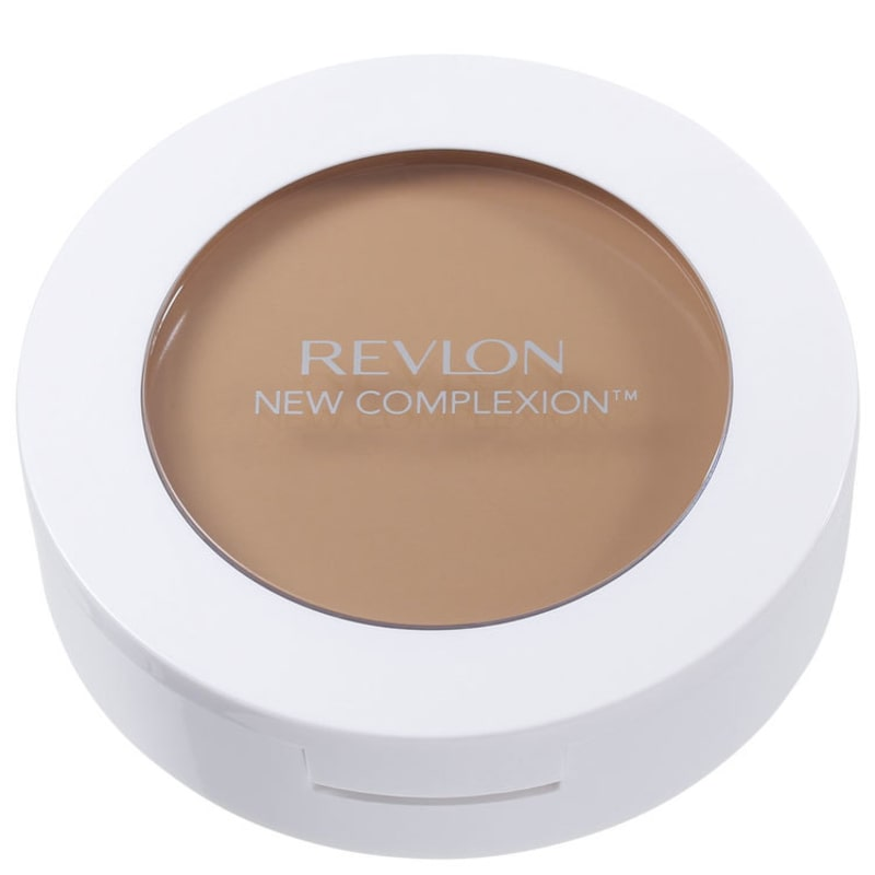Revlon New Complexion One-Step Compact Makeup Sand Beige - Base 2 em 1 9,9g