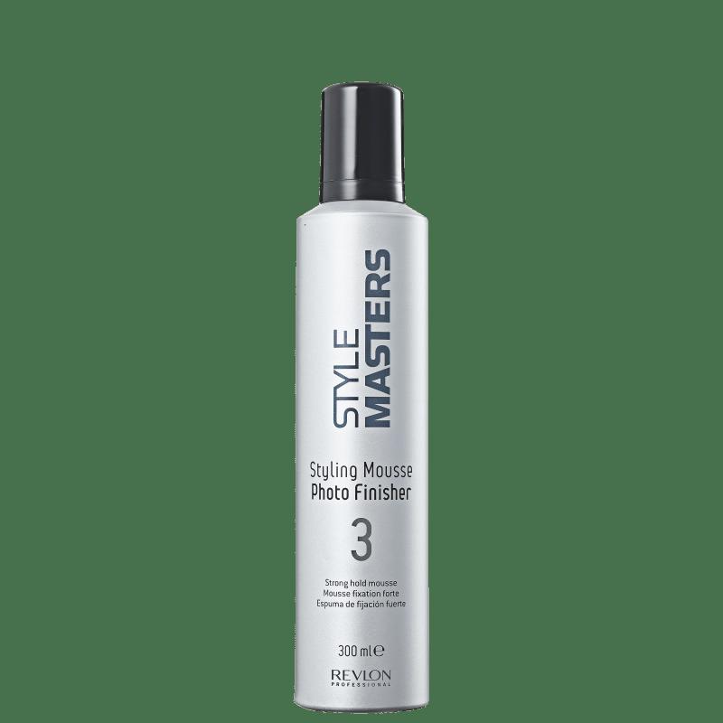 Revlon Professional Style Masters Styling Mousse Photo Finisher – Mousse 300ml
