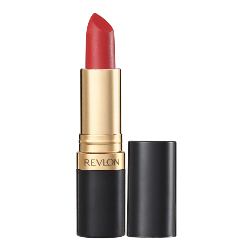 Revlon Super Lustrous 725 Love That Red - Batom Cremoso 4,2g
