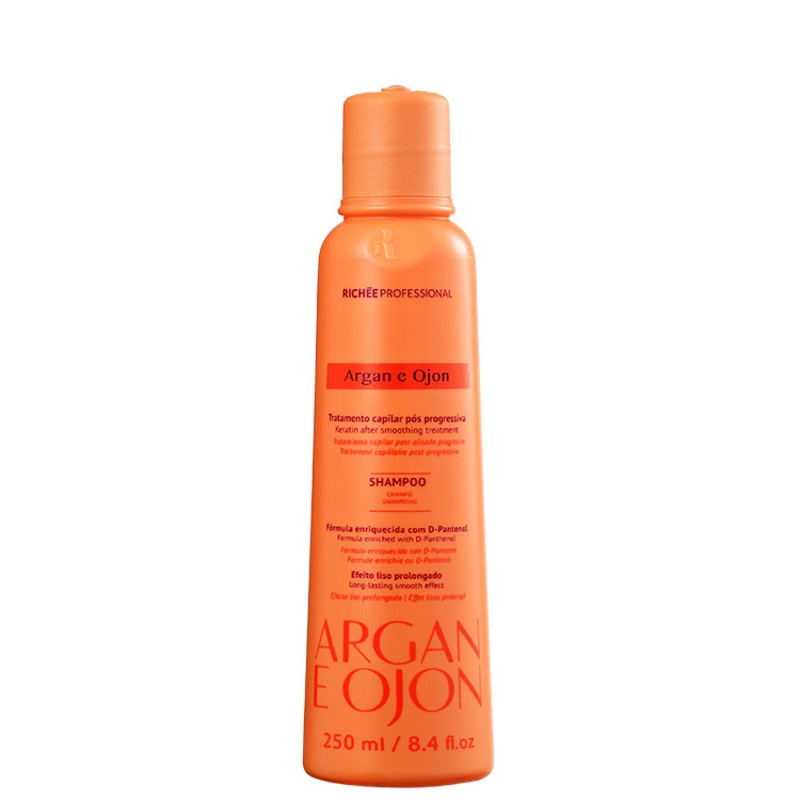 Richée Professional Argan e Ojon - Shampoo 250ml