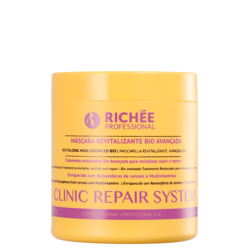Richée Professional Clinic Repair System - Máscara Revitalizante 500g