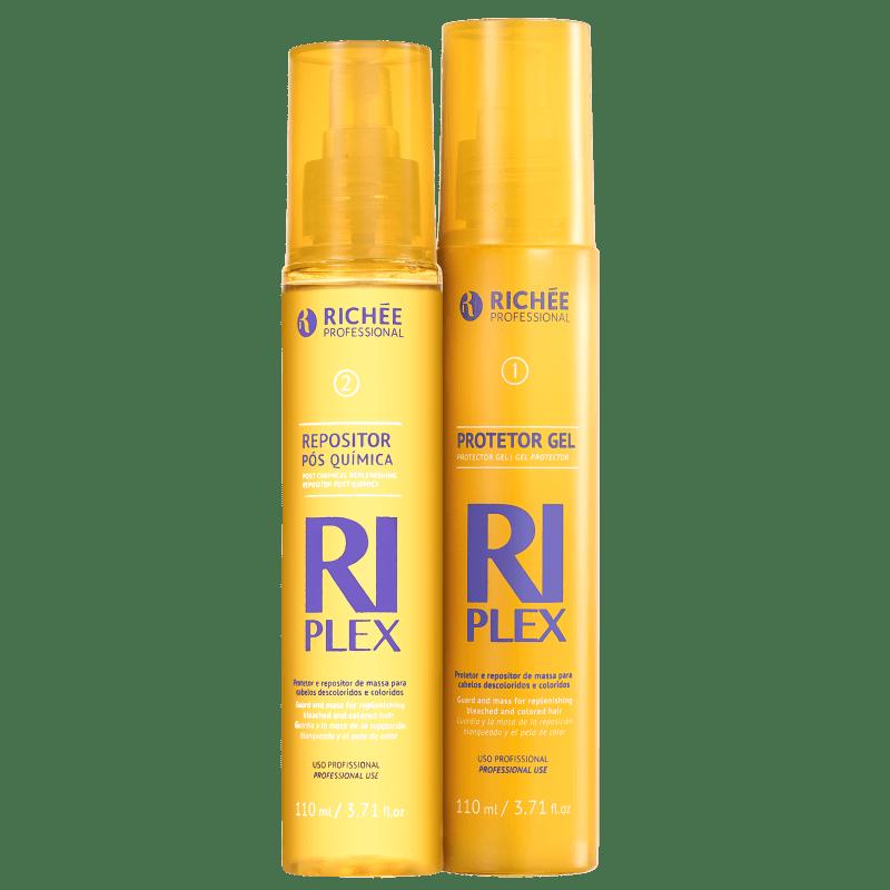 Kit Richée Professional Clinic Repair System RipPlex Descoloração Saudável (2 Produtos)