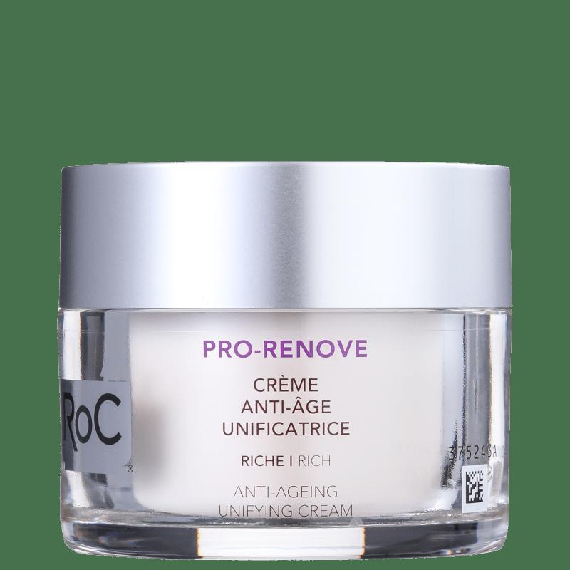 RoC Pro-Define Anti-Ageing Unifying Rich - Creme para Rugas e Anti-Idade 50ml