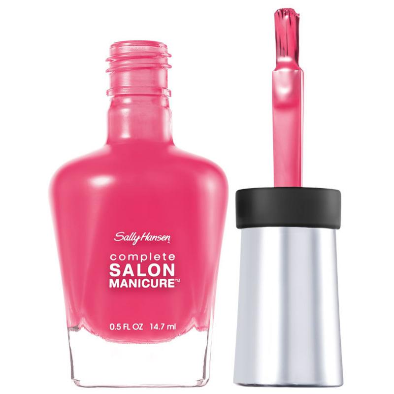 Sally Hansen Complete Salon Manicure 191 Back to the Fuchsia - Esmalte Cremoso 14,7ml
