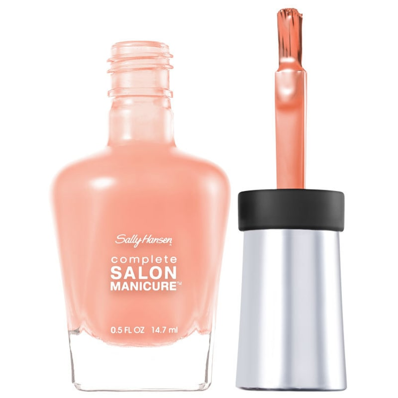 Sally Hansen Complete Salon Manicure 261 Peach of Cake - Esmalte Cremoso 14,7ml