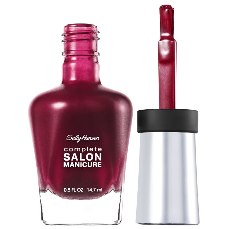 Sally Hansen Complete Salon Manicure 411 Wine Not - Esmalte 14,7ml