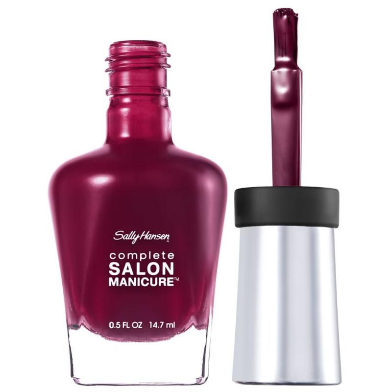 Sally Hansen Complete Salon Manicure 421 Ruby Do - Esmalte Cremoso 14,7ml