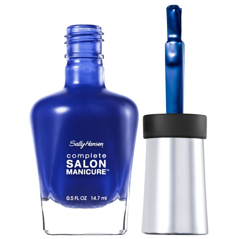 Sally Hansen Complete Salon Manicure 521 Blue My Mind - Esmalte Metálico 14,7ml