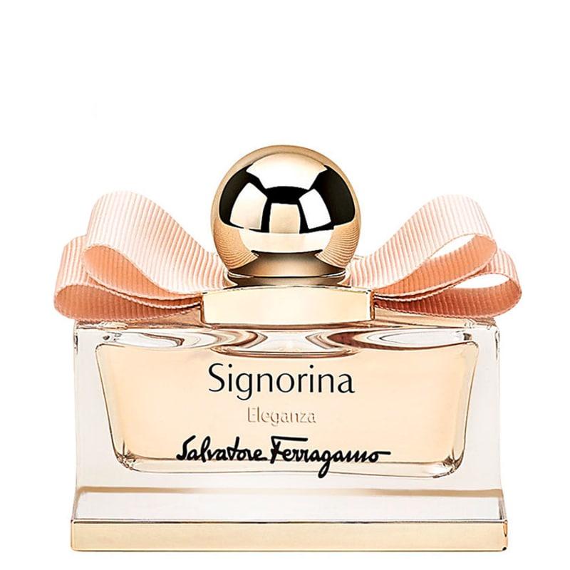 Signorina Eleganza Salvatore Ferragamo Eau de Parfum - Perfume Feminino 50ml