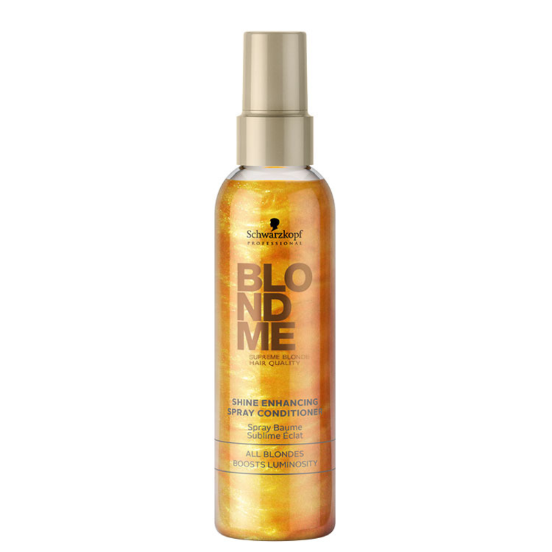 Schwarzkopf Professional Blondme Shine Enhancing Spray Conditioner All Blondes - Leave-in 150ml