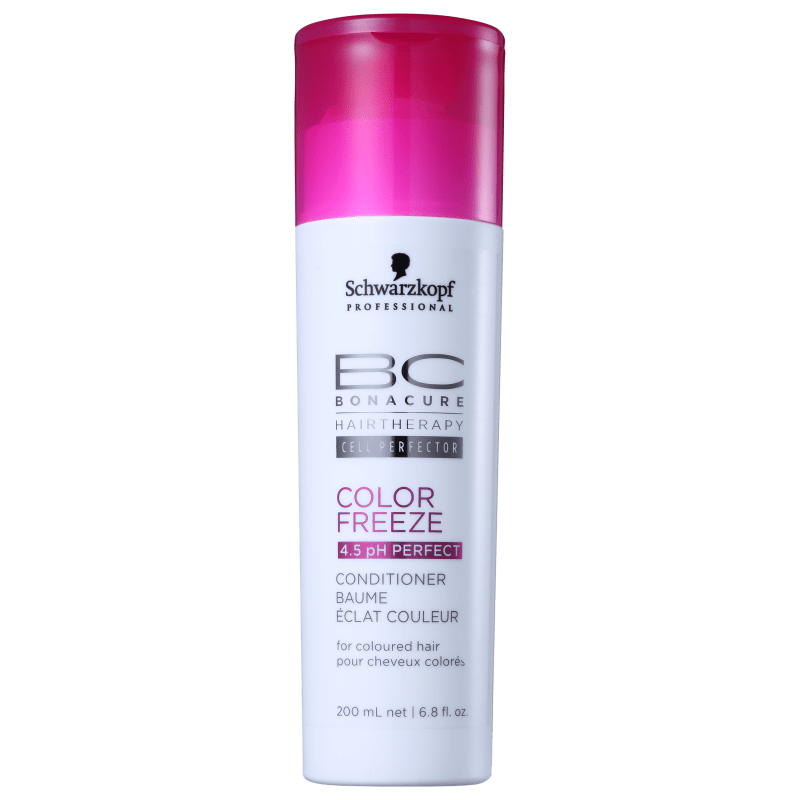 Schwarzkopf Professional BC Bonacure Color Freeze Conditioner - Condicionador 200ml