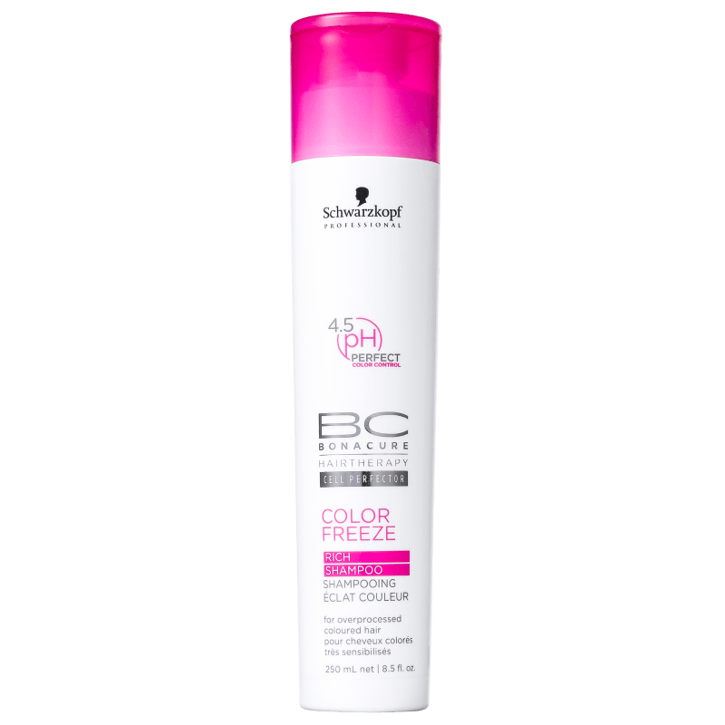 Schwarzkopf Professional BC Bonacure Color Freeze Rich - Shampoo 250ml