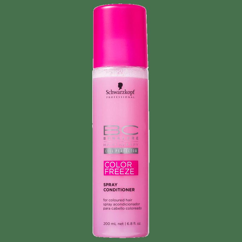 Schwarzkopf Professional BC Bonacure Color Freeze Spray Conditioner - Leave-In 200ml