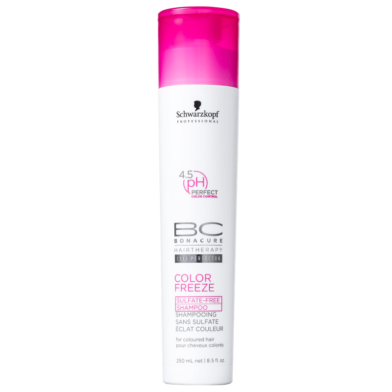 Schwarzkopf Professional BC Bonacure Color Freeze Sulfate-Free - Shampoo 250 ml